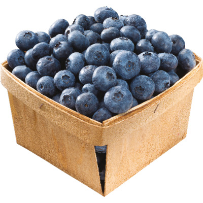 Blueberries, 6 oz image