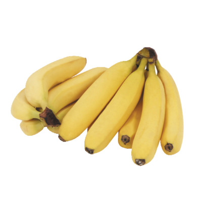 Organic Banana (Avg. 0.41lb) image