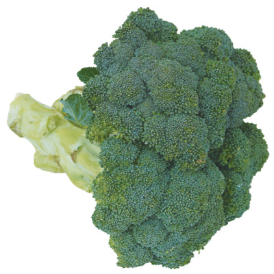 Organic Broccoli (Avg. 1.12lb) image